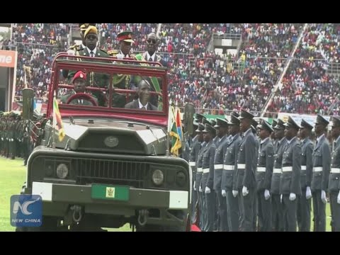 Zimbabwe celebrates Defence Forces Day