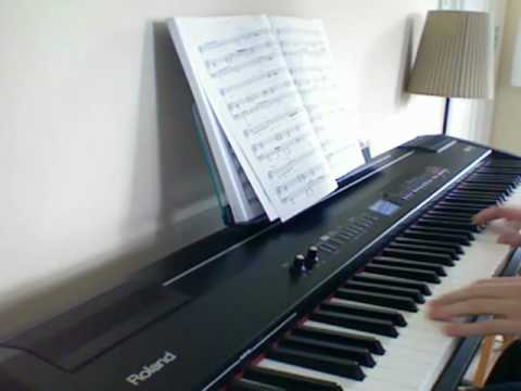 Children Of Eden - Lost in the wilderness (Piano)