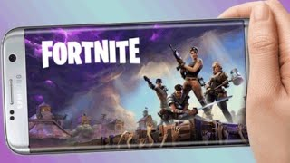 How to download real fortnite on android device 😃😃