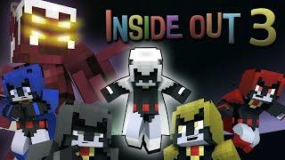 Minecraft Inside Out 3 - WitchCraft Island (Minecraft Roleplay) Minecraft Teen Titans