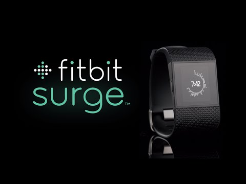 Fitbit Surge - Complete Review