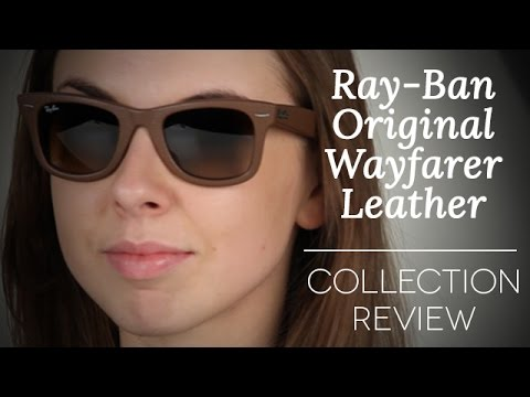 Ray Ban Rb2140 Original Wayfarer Leather Collection Review