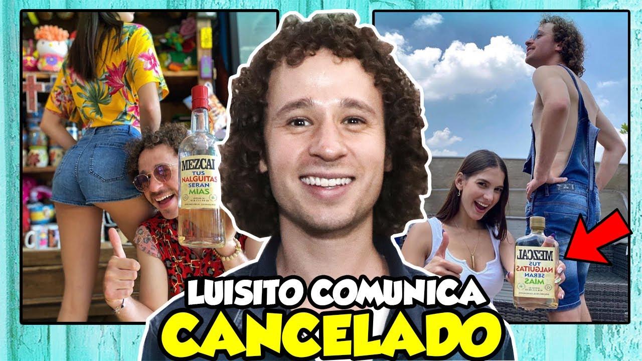 Luisito Comunica Cancelado otra vez FOTO P0LEMICA