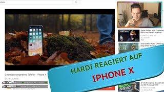 Hardi reagiert auf das neue iPhone X