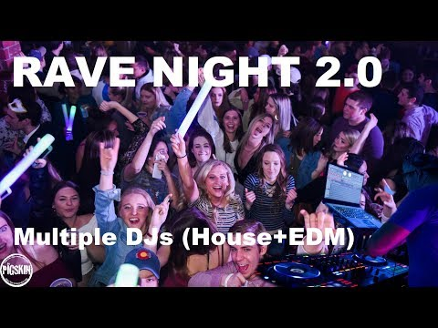 DJ GIG LOG 072 | Rave Night 2.0 @ Pigskin | Madness | House + EDM
