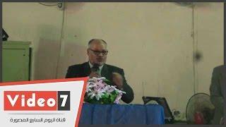 بالفيديو.. إبراهيم الهدهد: طالب الأزهر يساوى ثلاثة من الدارسين بالجامعات الأخرى