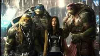 pelicula completa de las tortugas ninja 2014 en español