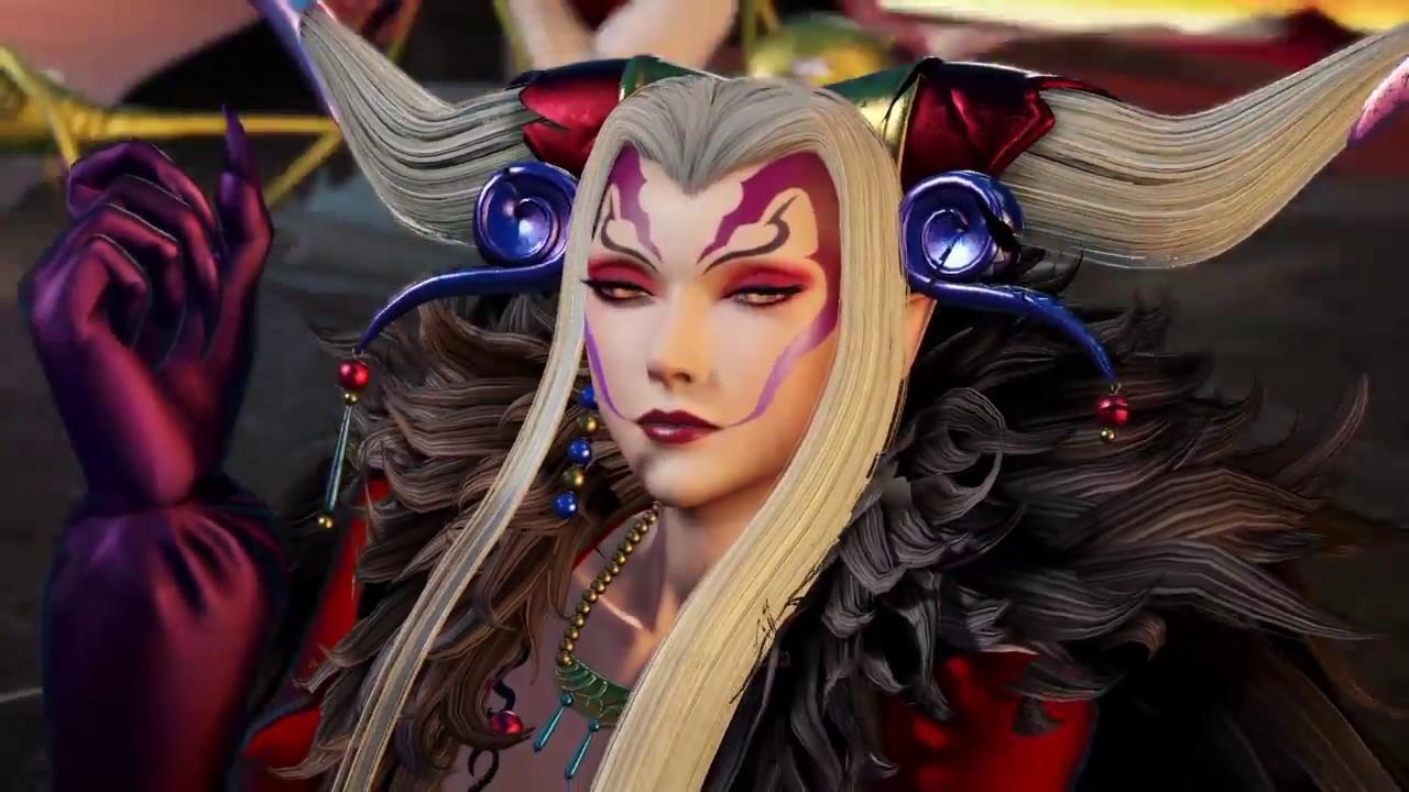 Ultimecia sorceress five ...