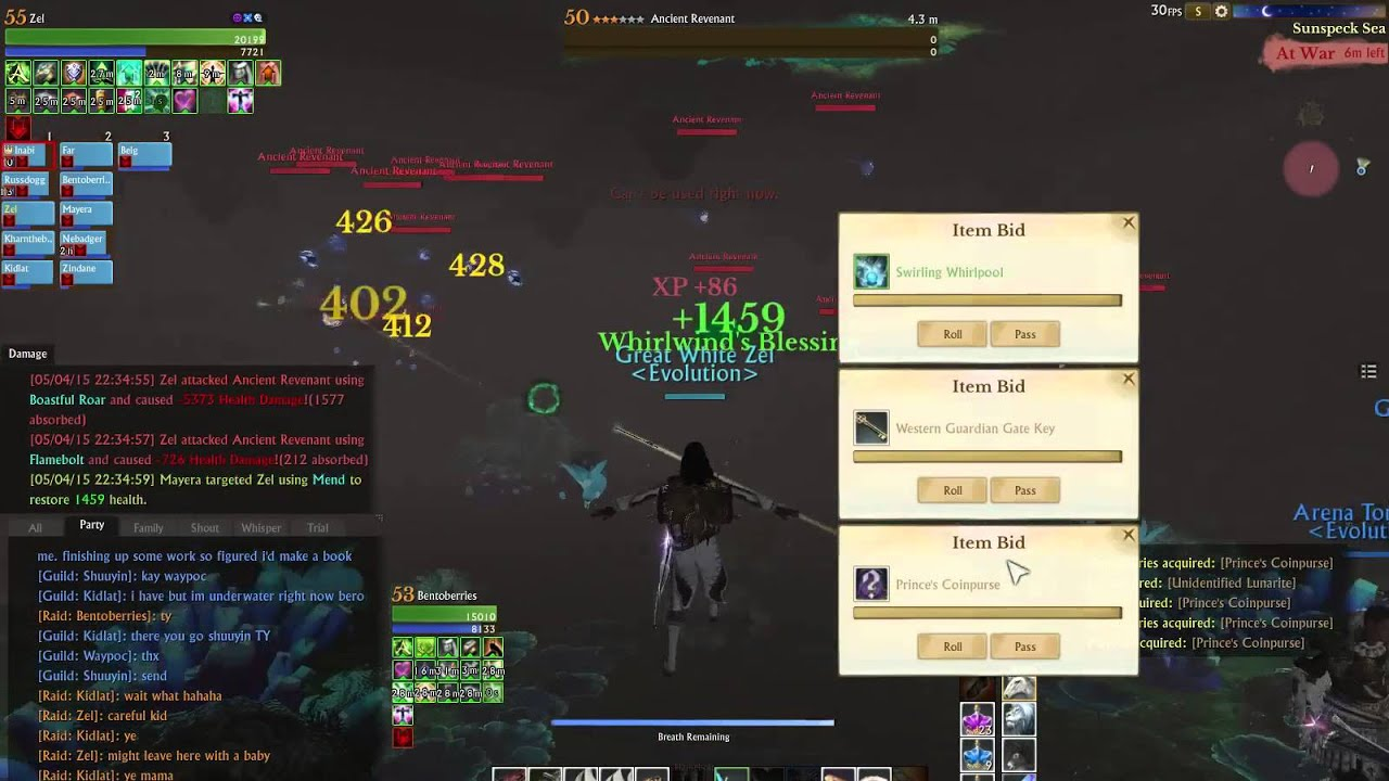 Archage Dream Ring Quest