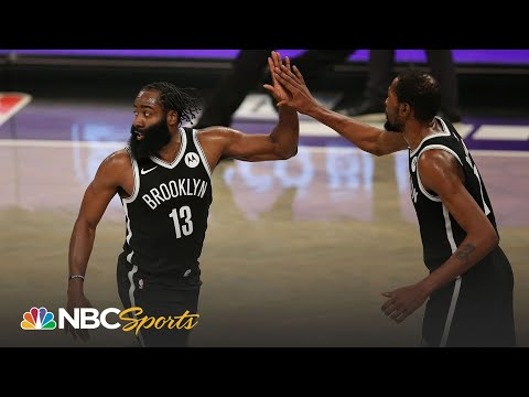 Kurt Helin: Brooklyn Nets 'absolutely' have talent to win it all | PBT Extra | NBC Sports