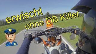 ohne DB Killer erwischt / Geldstrafe?! / Braap Nation / Supermoto / KTM EXC / Vlog