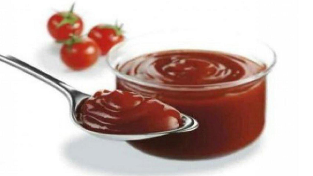 Как приготовить кетчуп дома