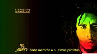 Bob Marley - Redemption Song (subtitulada al español) ᴴᴰ