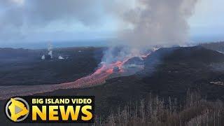 hawaii kilauea volcano eruption