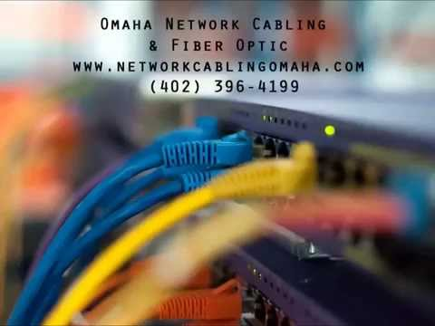 Omaha Network Cabling and Fiber Optic 402 396 4199