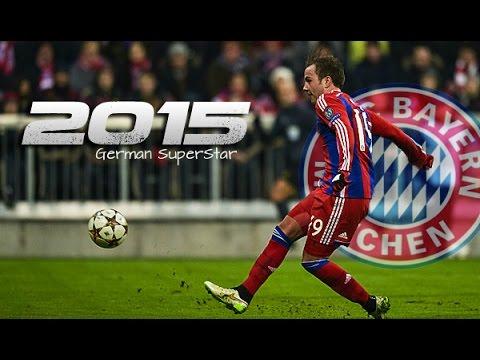 Mario Götze ● German SuperStar ● Skills & Goals | 2015 HD