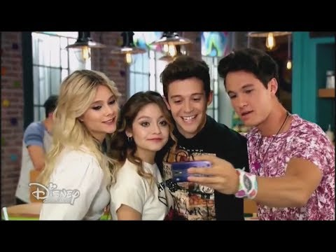 Soy Luna - Season 3 Episode 57 - Luna and Matteo share the news with Ámbar and Simón (English)