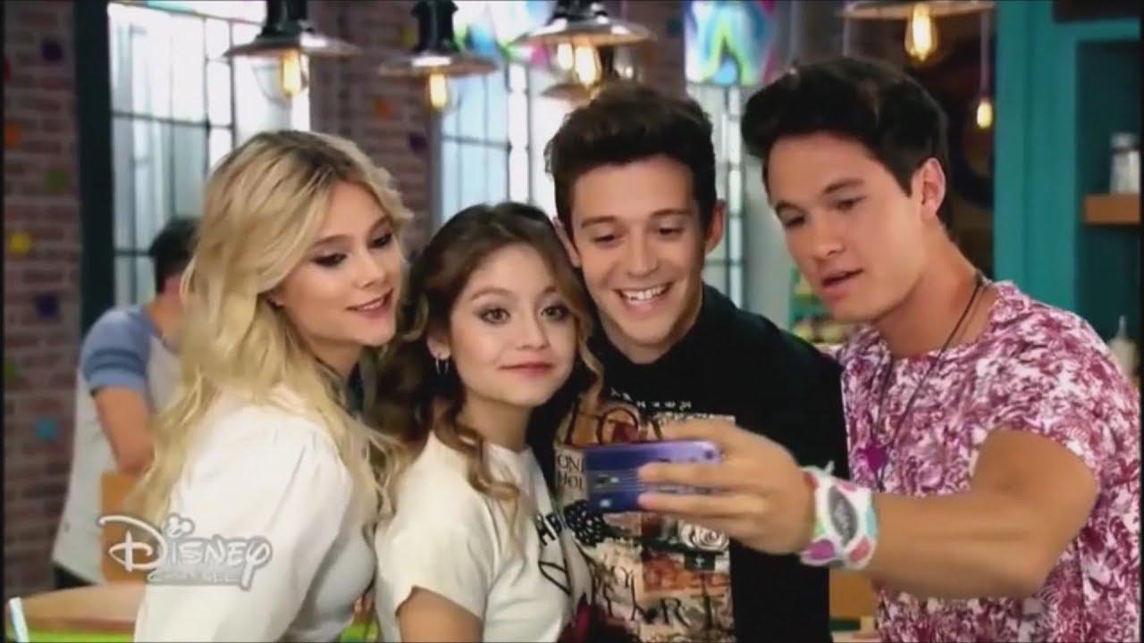 Soy Luna Season 3 Episode 57 Luna And Matteo Share The News With ámbar And Simón English