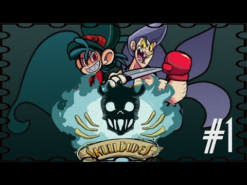 (Motion ComicDub) Skulldudes - To Make Monsters become Men