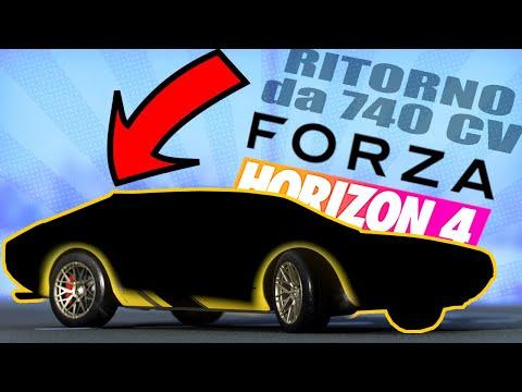 FORZA HORIZON 4: SORPRESA! Nuova AUTO