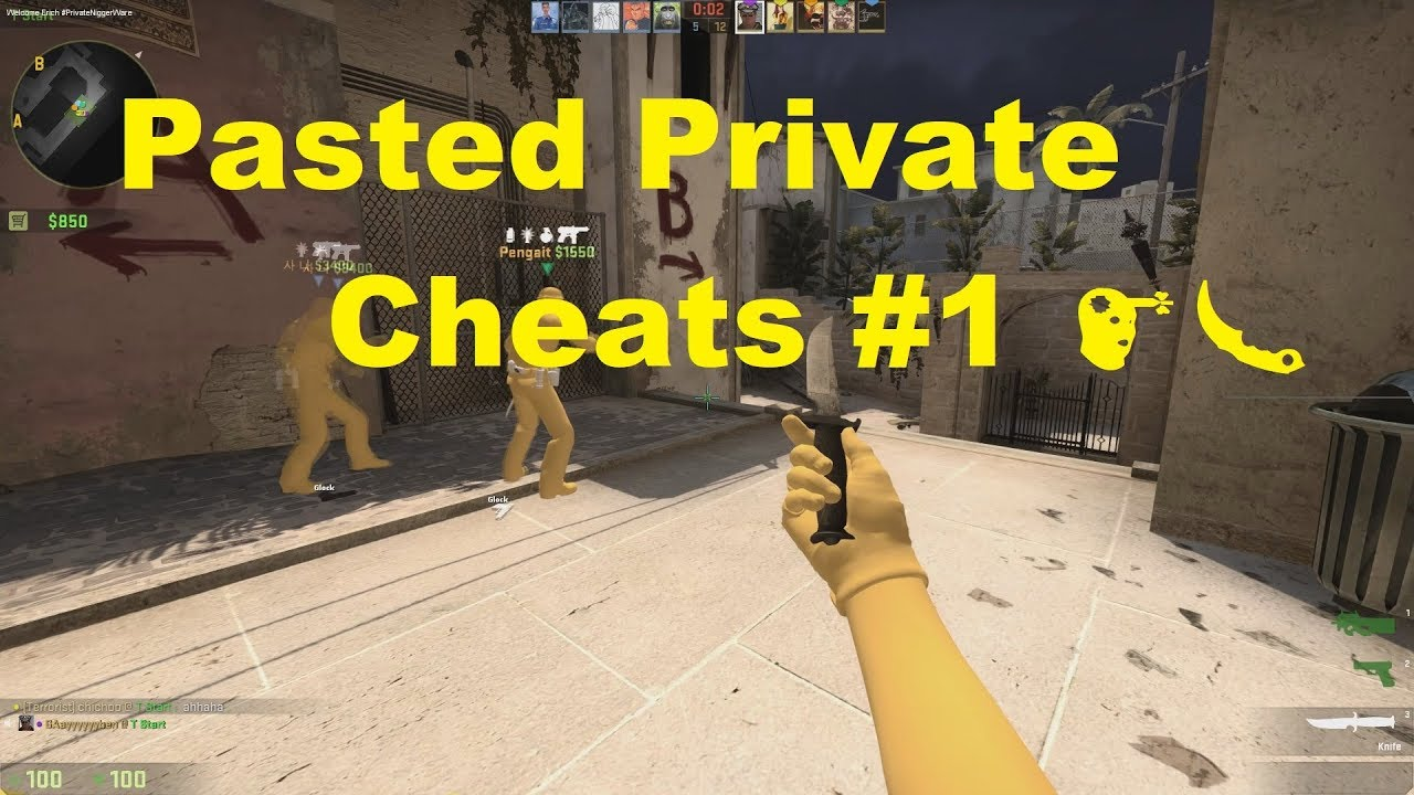 pasted private cheats on competitive episode 1 youtube