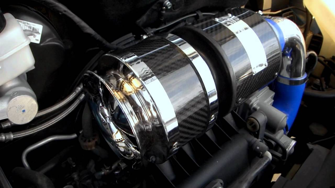Mercedes benz a class carbon chamber air intake youtube for Mercedes benz gas chambers