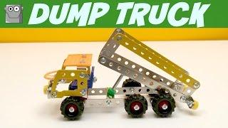 DUMP TRUCK BUILD N GO