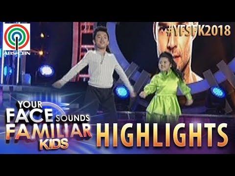 YFSF Kids 2018 Highlights: Marco dances Livin La Vida Loca with Chunsa & Francis
