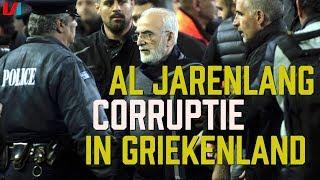 'Heel Triest en Vreemd dat een Scheidsrechter met Pistool wordt Bedreigd door PAOK-Voorzitter'