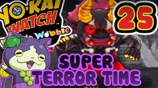 Yo-kai Watch Wibble Wobble - Super Terror Time!