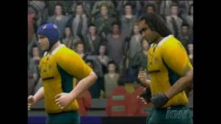 Rugby 06 Xbox Gameplay - Engage!