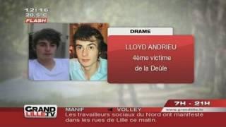 Mort de Lloyd Andrieu : La police cherche un témoin (Lille)