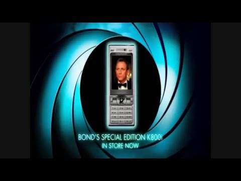 Casino Royale - Sony Ericsson Commercial Spot (2006)
