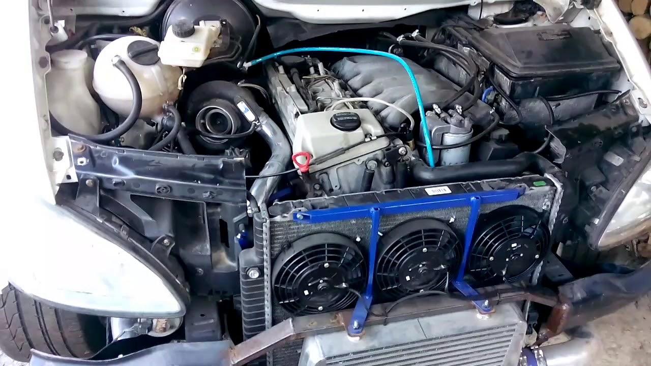 Mercedes vito om606
