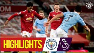 Highlights | <b>Manchester United</b> 0-0 <b>Manchester City</b> | Premier ...