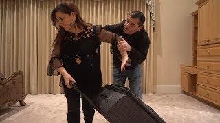 I'm leaving my husband!!!   MAMA RUG AND PAPA RUG