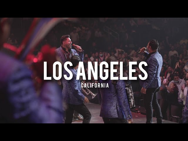 BANDA MS EN LOS ANGELES CALIFORNIA 2022 (STAPLES CENTER)