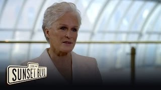 Glenn Close discusses her musical background | Sunset Boulevard