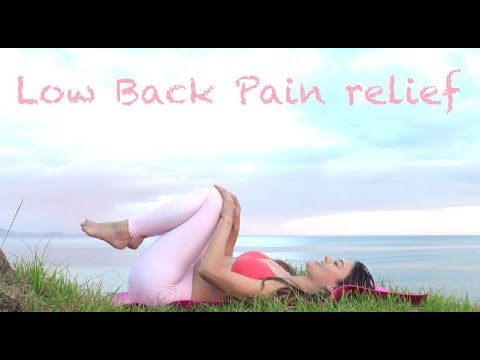 yoga for lower back pain  yoga with vicky  youtube  youtube