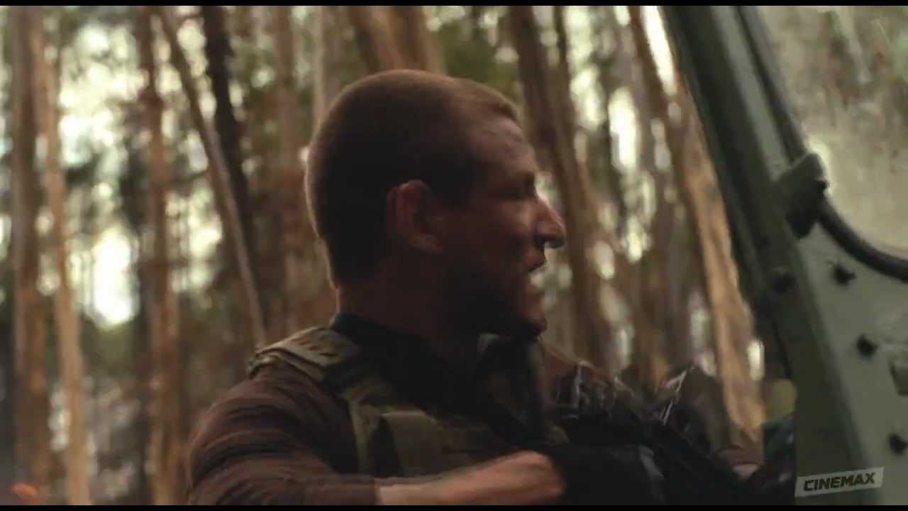 Download Strike Back Season 2: Episode 8 Clip - Stonebridge and Scott in Pursuit