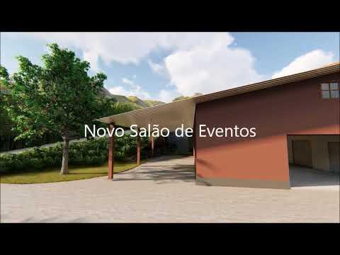 Projeto de Ampliação das Instalações da Clínica Horse Center