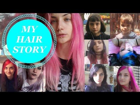 ♡ My hair story + foto ♡ (ITA)