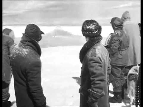 The Thing From Another World 1951  A perfect circle