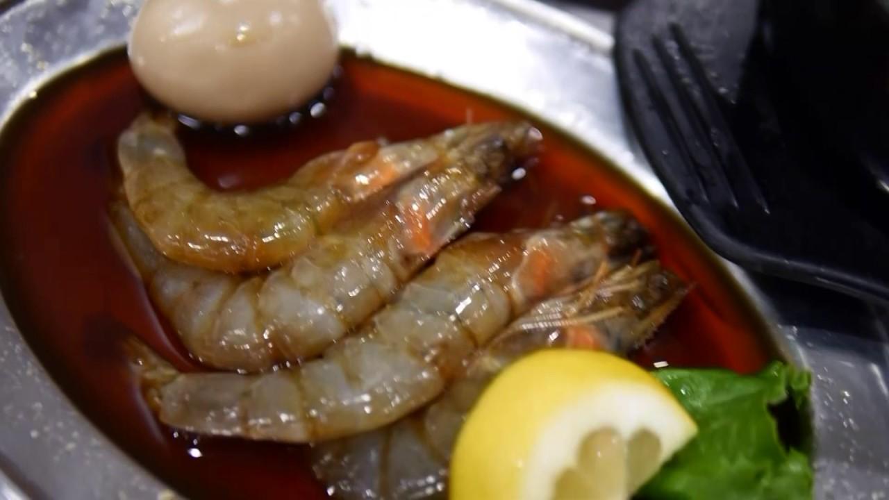 Korean Raw Soy Sauce Marinated Crab Shrimp 爆膏 韓國生醬油蟹 Youtube