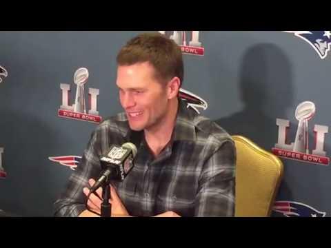 Super Bowl LI: Tom Brady on old Patriots foe Dwight Freeney