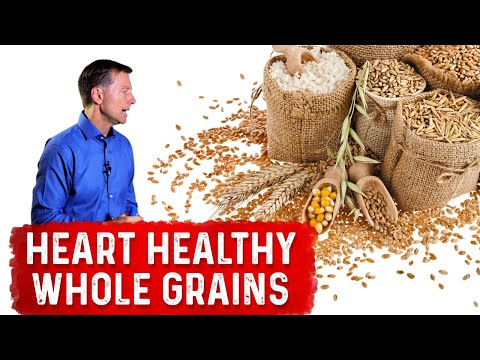 What's So Healthy About Heart Healthy Whole Grains?