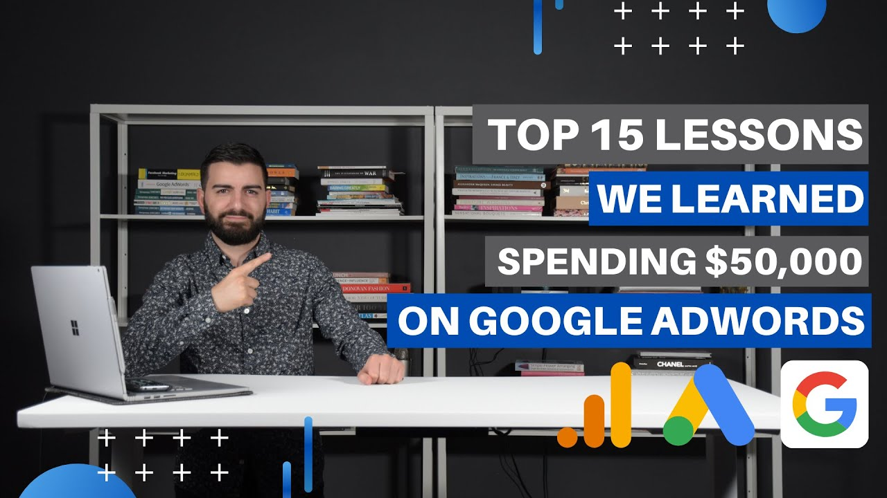 Spent $50,000 on Google Ads - Here's What I learned