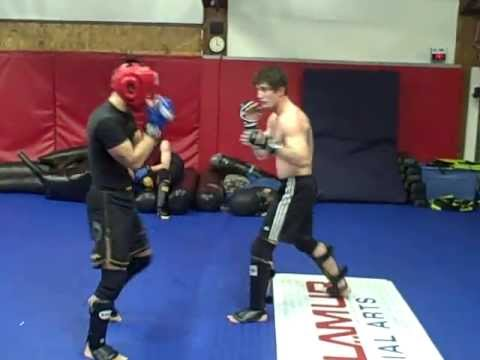 MMA Training Portland - Fight Conditioning at Team Quest MMA - YouTube