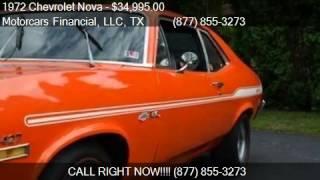 1972 Chevrolet Nova Yanko Clone For Sale Coupe for sale in H