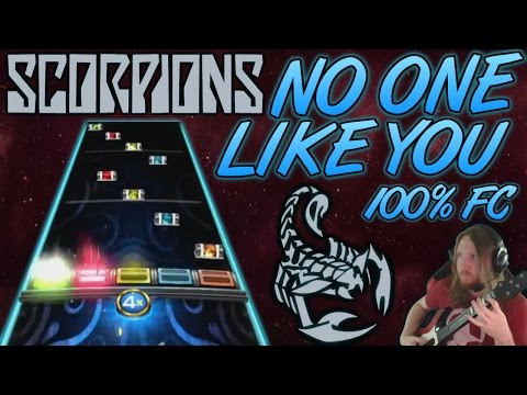 Scorpions - No One Like You 100% FC (Rock Band 4, Expert)
